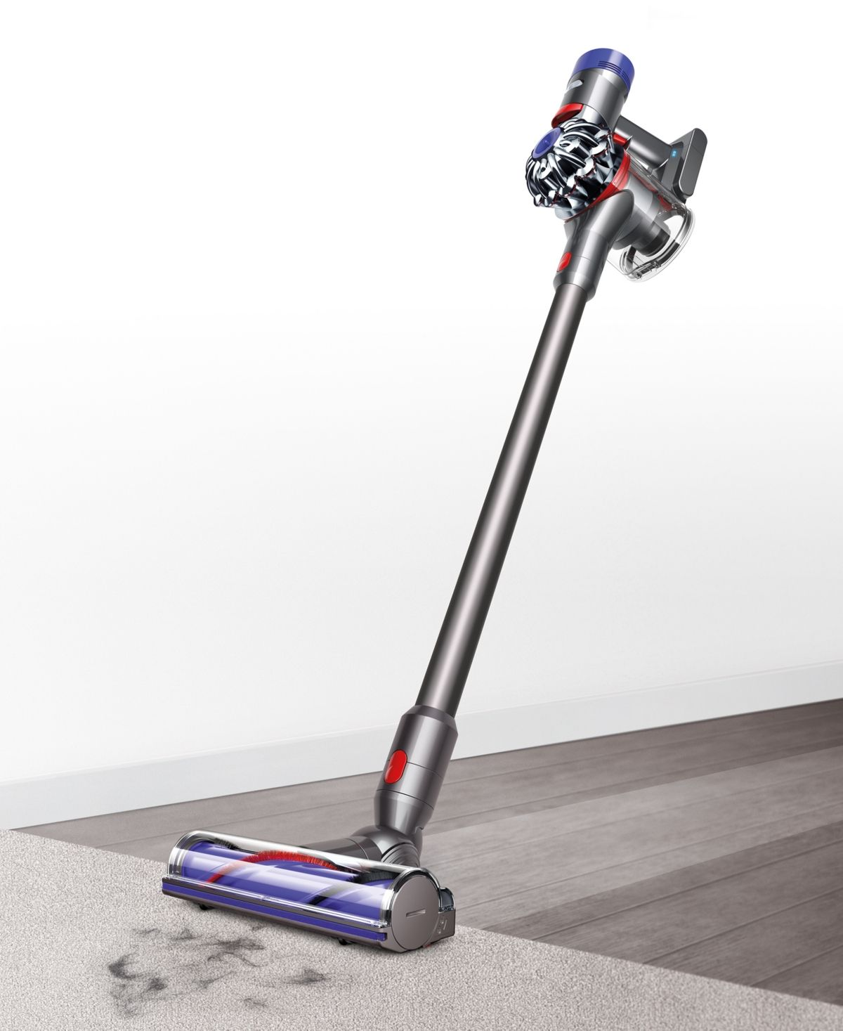 Dyson V7 Animal Cordless Vacuum Iron Cordless vacuum