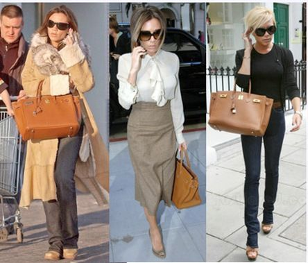 6aa4069274c Victoria Beckham and her Hermes Bags - Page 2 - PurseForum