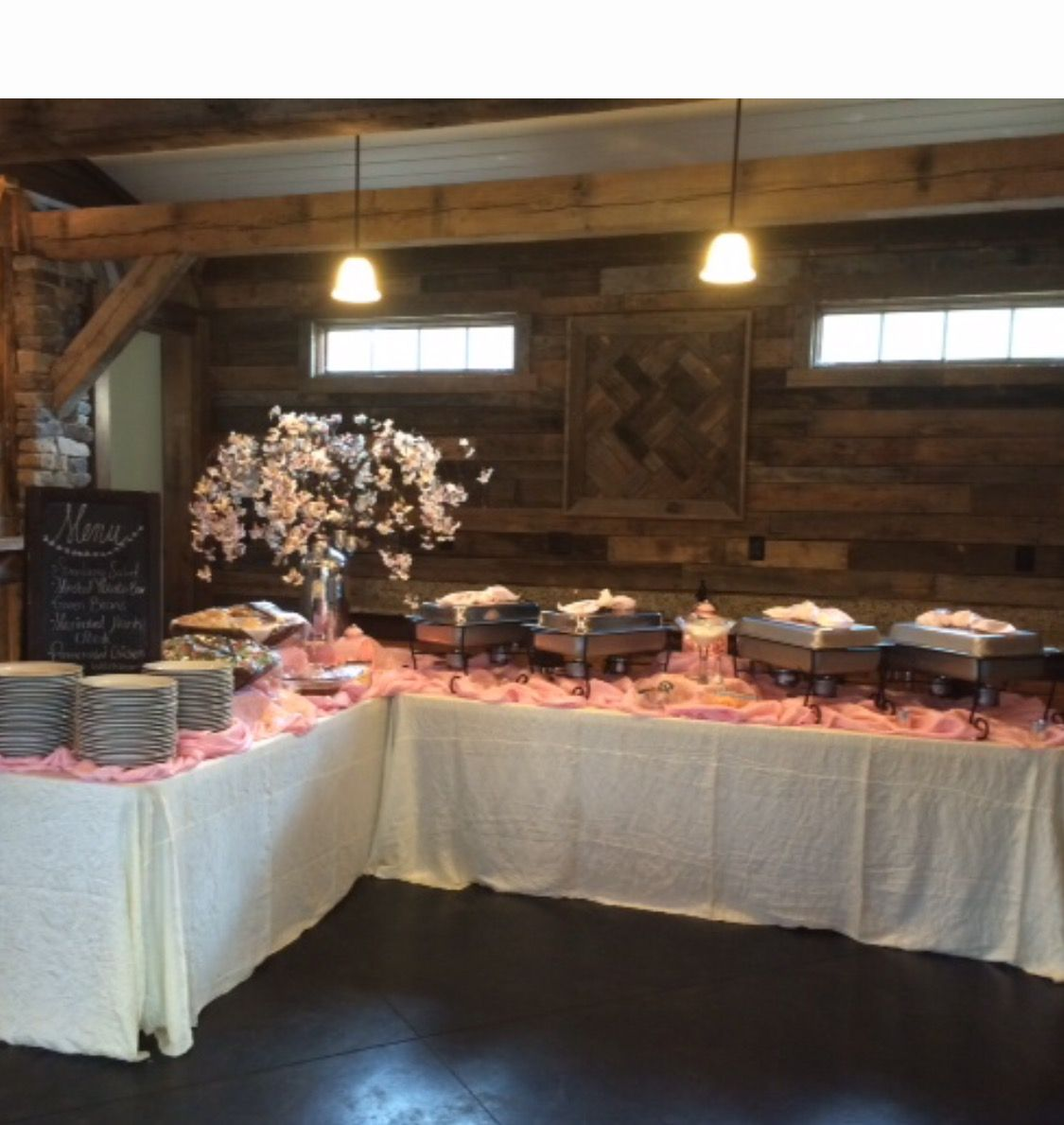 Wedding Reception Buffet Food Ideas: Pin By Vickie Shields On Buffet Ideas