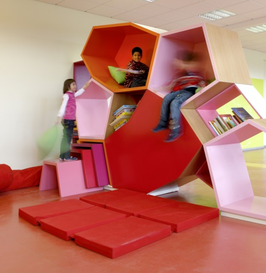 susanne hofmann architects interior playscape innovative primary
