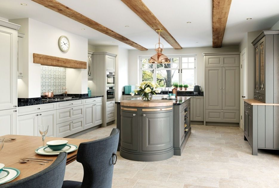 New Painted Kitchens Gallery   Kitchen design, Grey ...