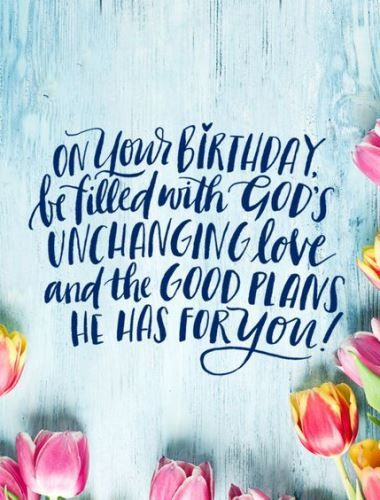 Christian Birthday Wishes For A Friend Happy Birthday You Are