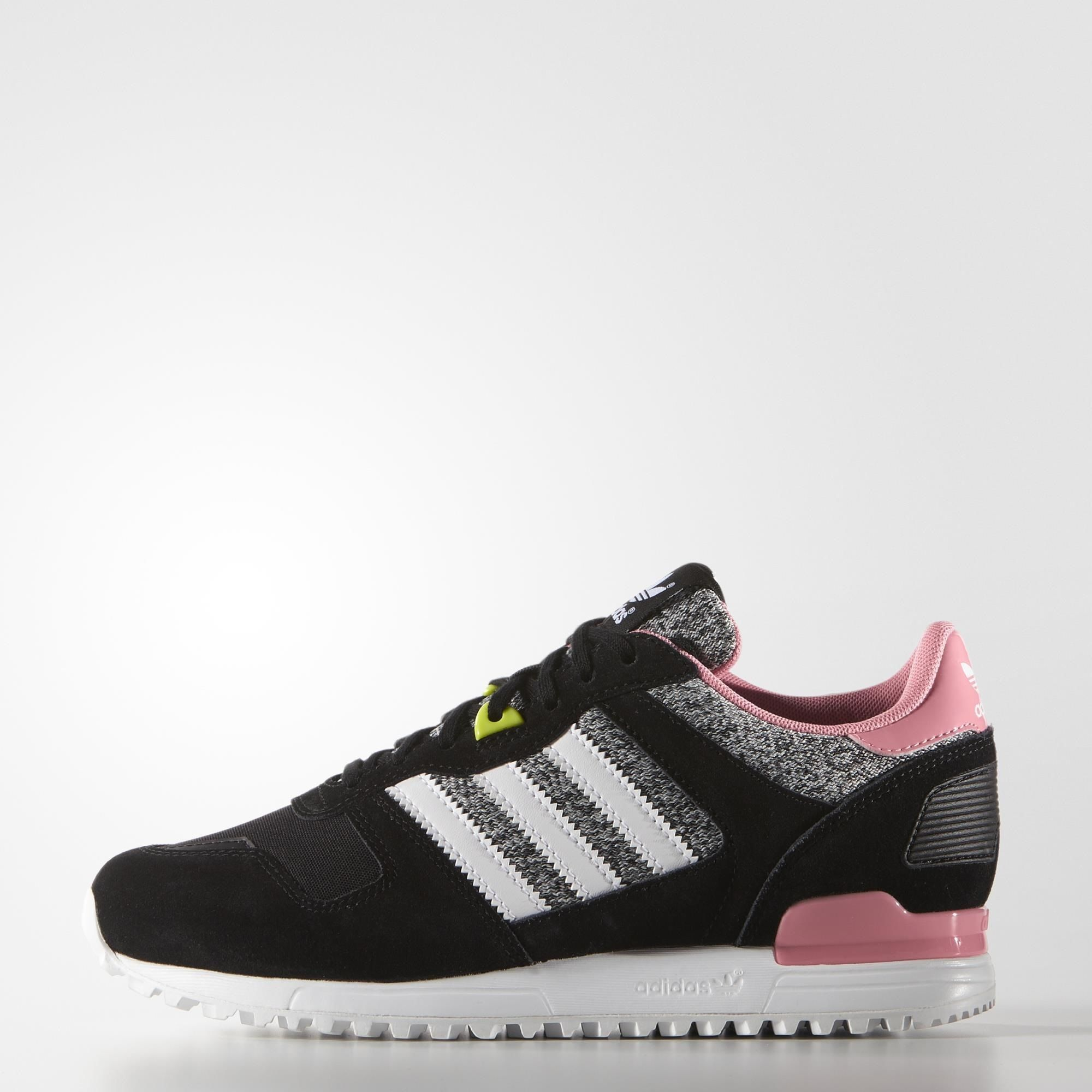 White Red Womens Grey Adidas Zx 700 Running Shoes Look