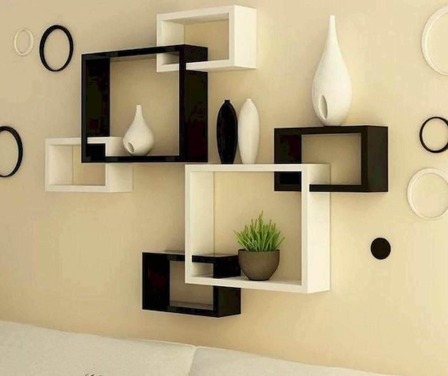 60 Creative Diy Projects Furniture Living Room Table Design Ideas Wall Shelves Design Decor Room Decor