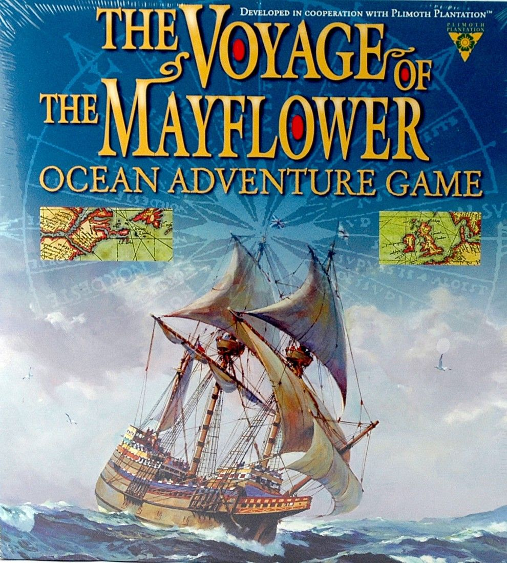 Uncategorized Mayflower Games voyage of the mayflower game on sale 10 as aug 16th 16th