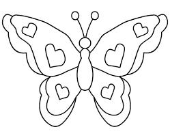 butterfly template - google-suche | schmetterlingszeichnung, kostenlose ausmalbilder und