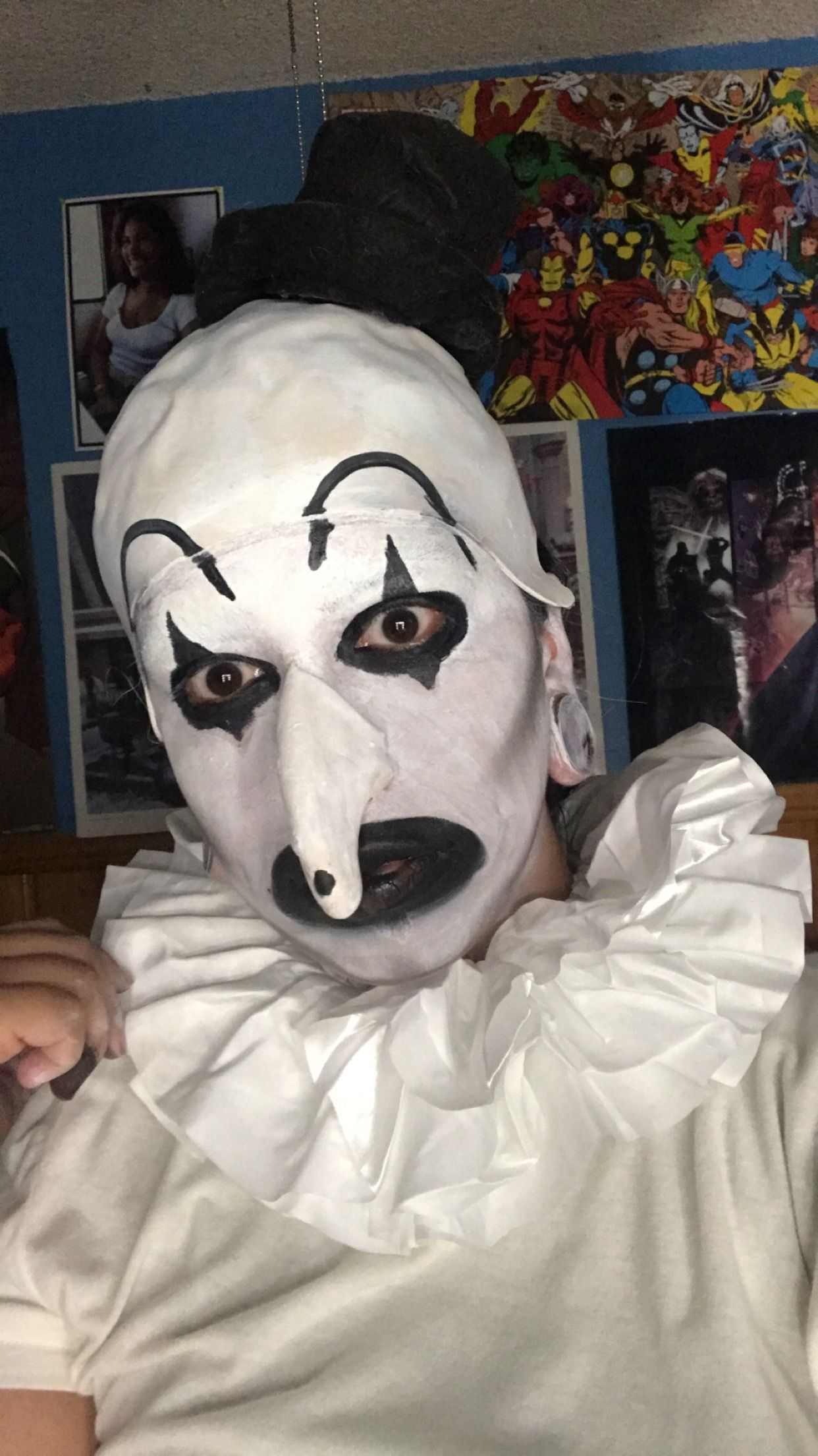 Terrifier Art The Clown Mask And Costume