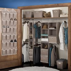 Bon Closet Organized By Michael Graves Design At Target