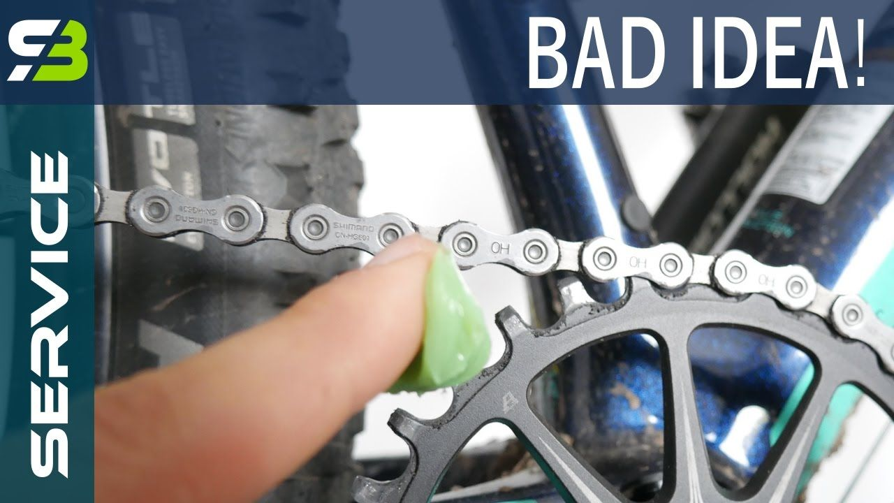 3 Things Not To Grease On Your Bicycle Grease Vs Lube Lube