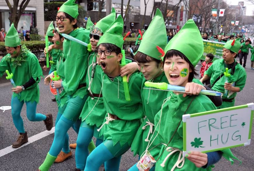 Festival Saint Patrick Day Juga Dilakukan Oleh Masyarakat