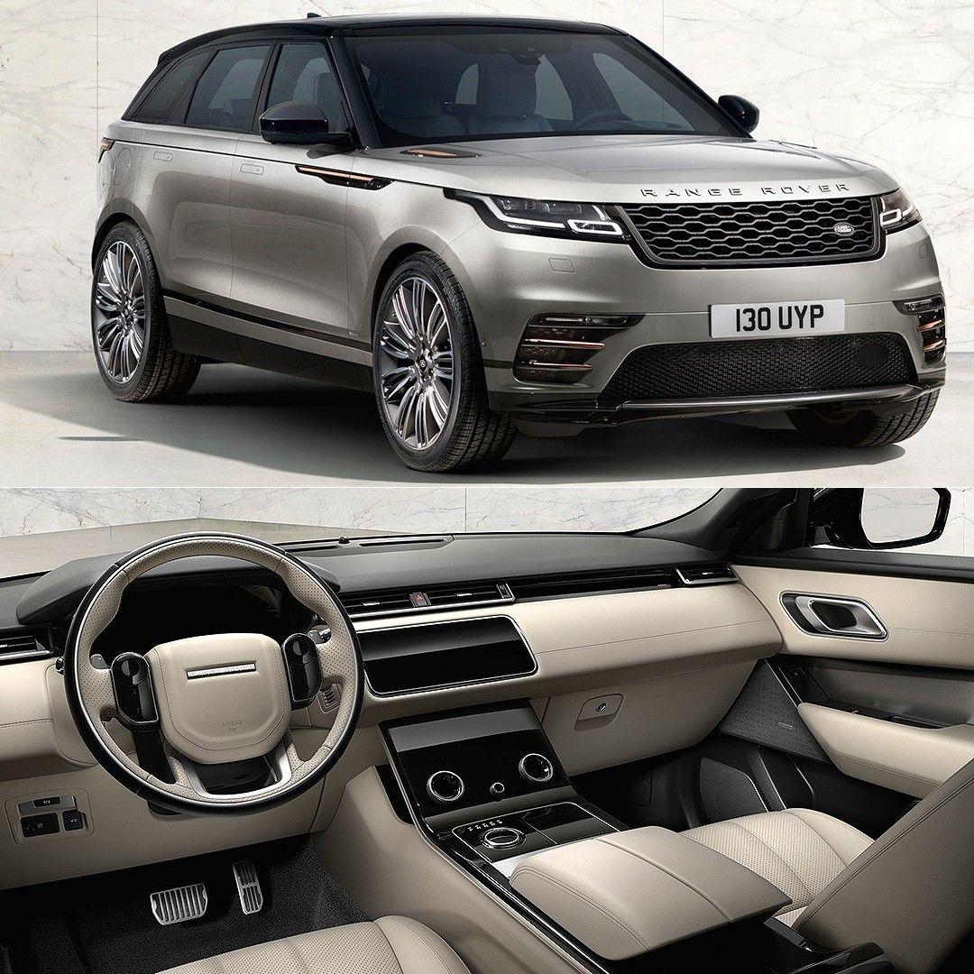 Ranger Rover Velar 2018 Novo SUV da Land Rover chega como
