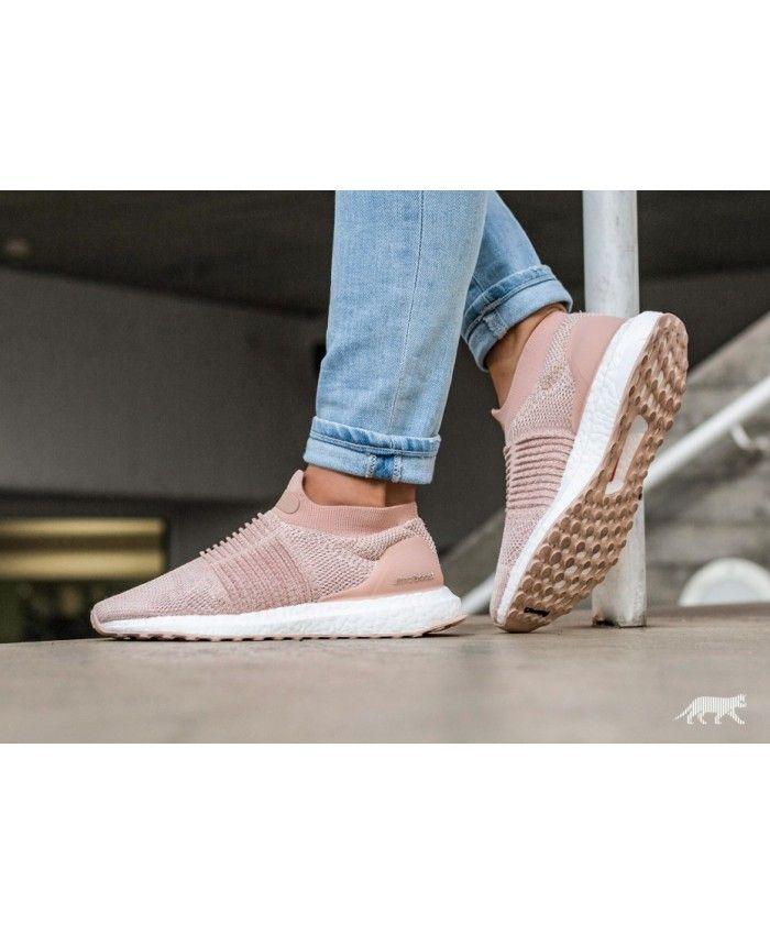 Adidas Australia Ultra Boost Laceless Ash Pearl Ash Pearl