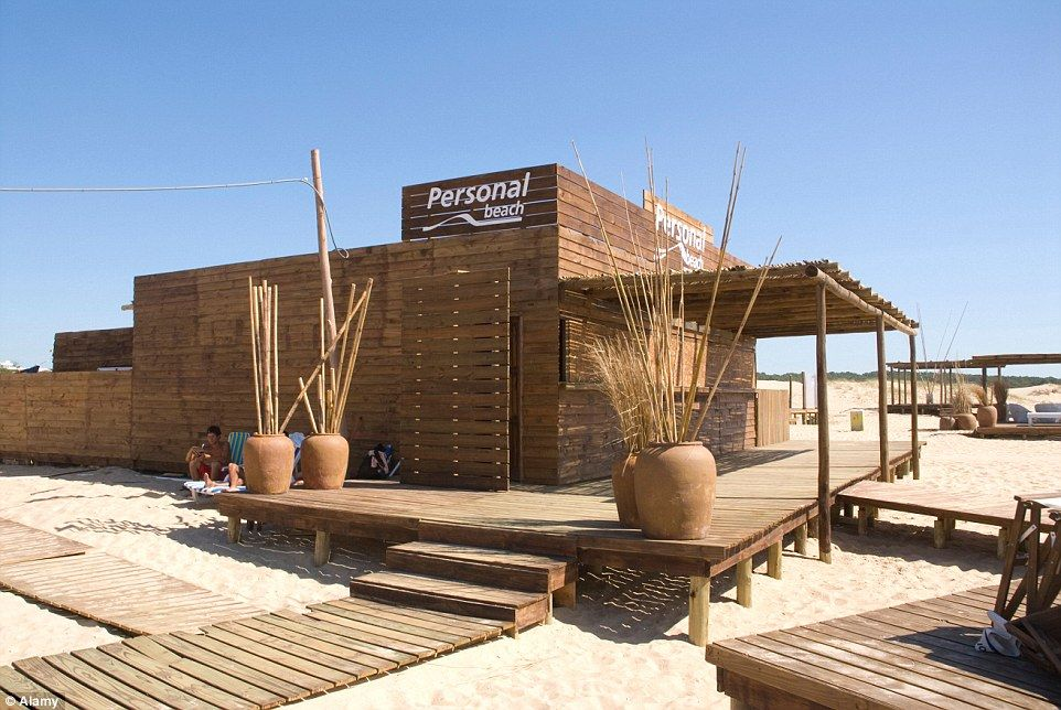 The tiny village of Jose Ignacio is an understated getaway for the rich and famous, filed with pretty villas and sleek beach huts