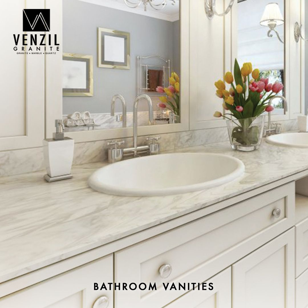 Vanity tops and cabinets for your bathroom  Contact us for