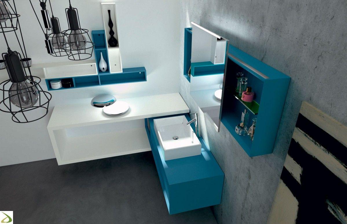 Mobili Da Bagno Angolari.Bagno Oleandro Casa Nel 2019 Arredamento Bagno Design