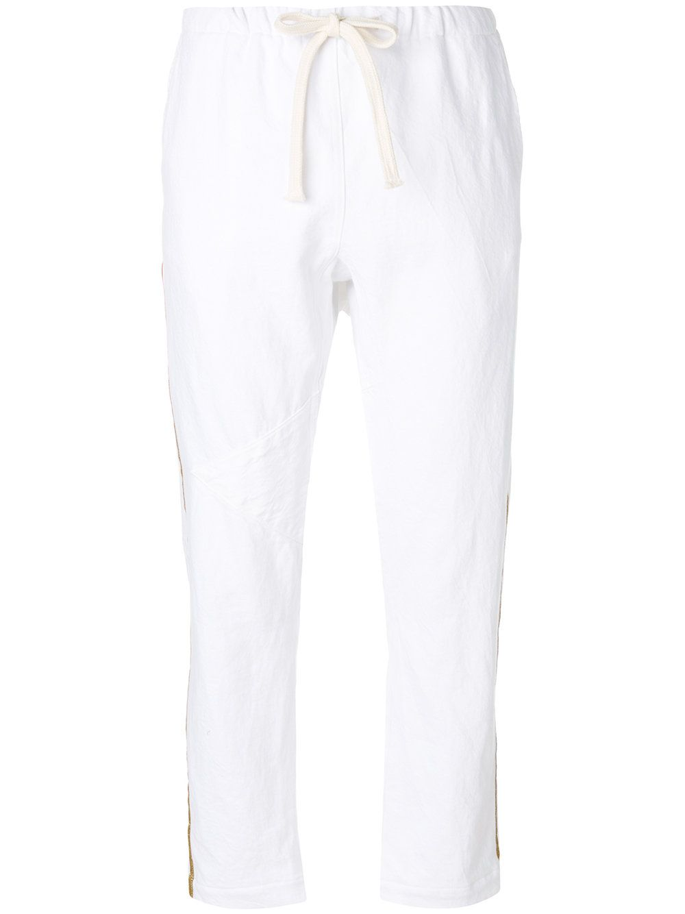 Freecity Freecity Cloth Cropped Trousers Clothes Trousers