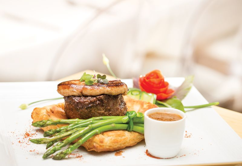 Deconstructed Beef Wellington - Restaurant BT | TAMPA Magazine | October/November 2016