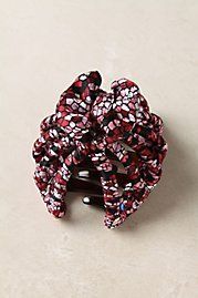 should try to diy this anthropologie clip