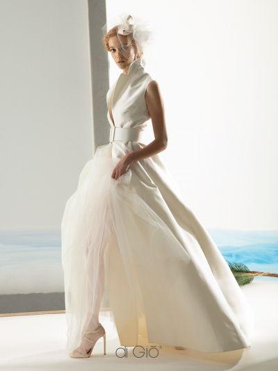 19 08 - Le Spose di Giò | Abiti da sposa civile, Vestito ...