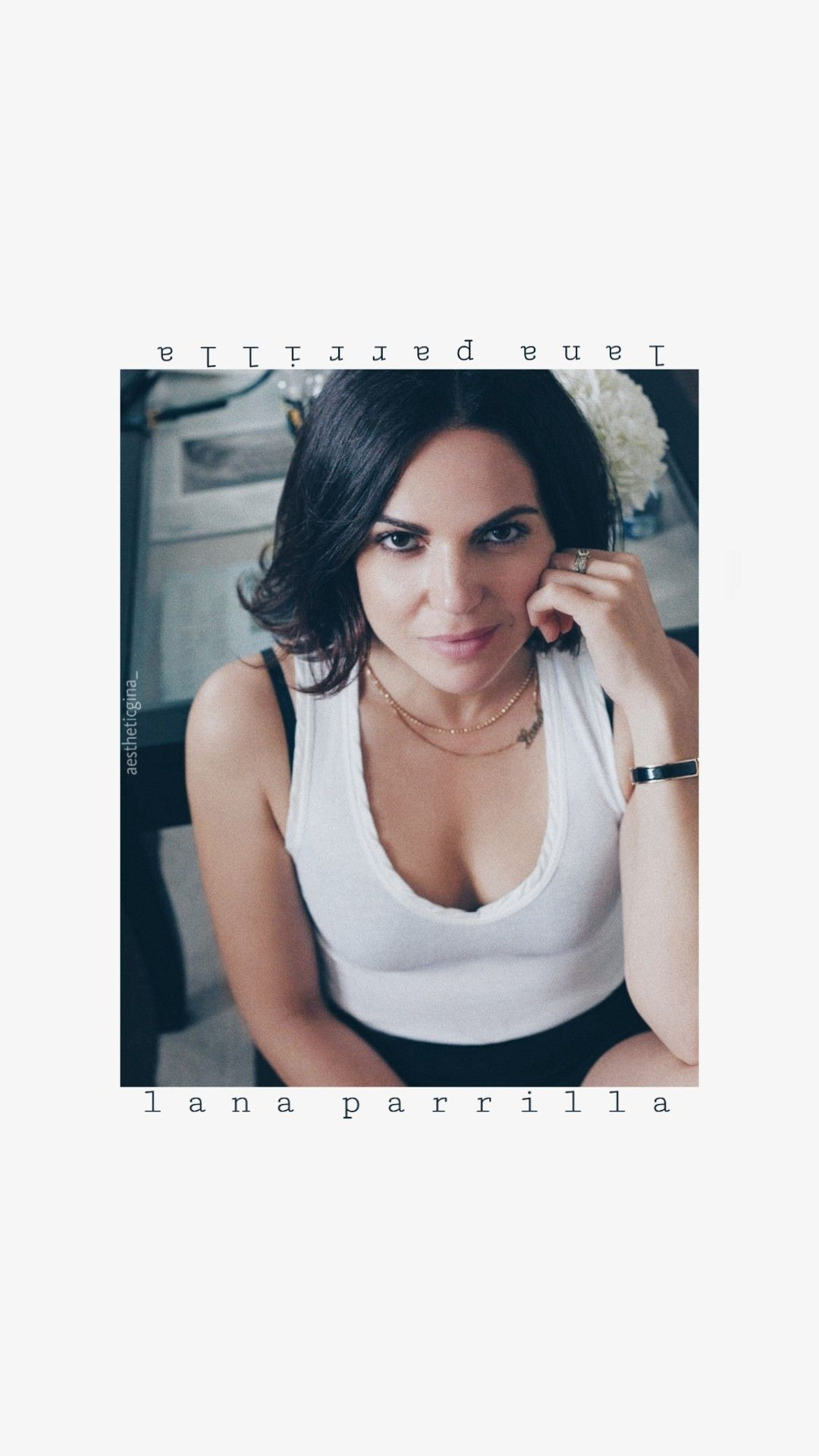 Lana Parrilla Wallpaper Once Upon A Time En 2019