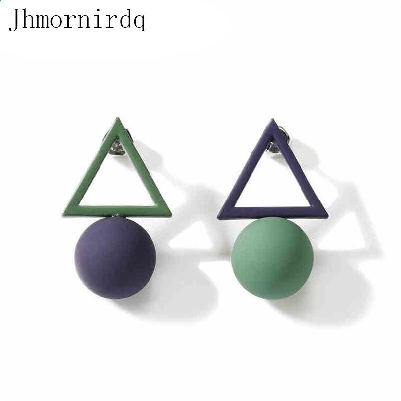 Unique personalized earrings jewelry wedding gifts for teachers korea free dropship suppliers products stud earring earing pairs