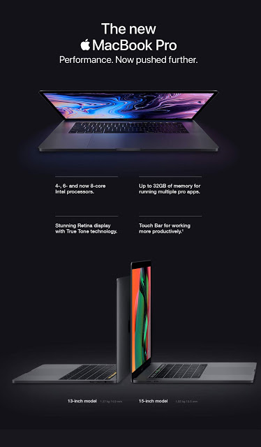 Apple Macbook Pro / Air 2019 Edition in Stock on Amazon