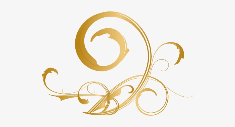 Transparent Background Gold Swirls Transparent Png Transparent Background Swirls Transparent