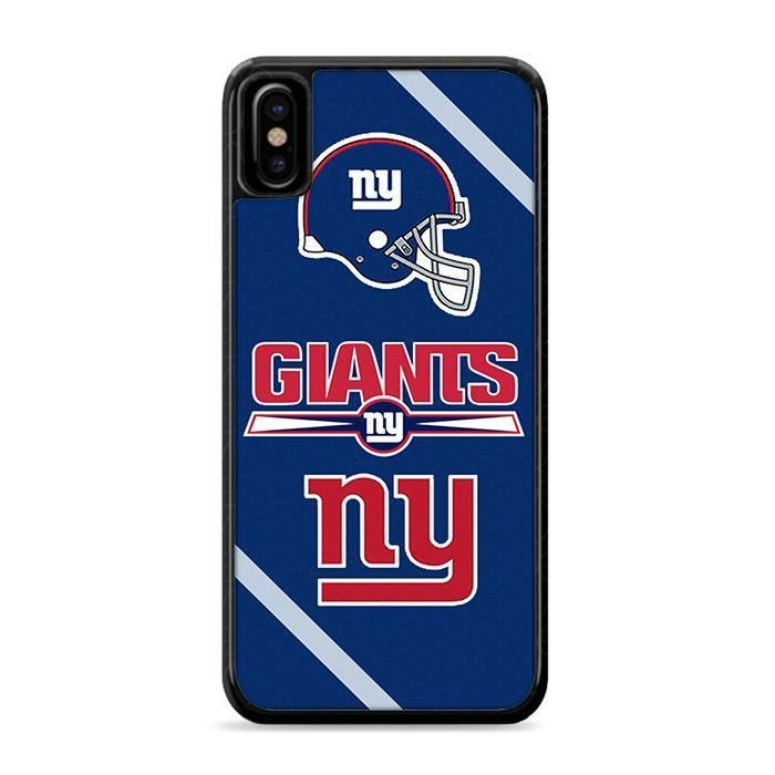 New York Giants Wallpaper iPhone XS Max Cases Leaftunes