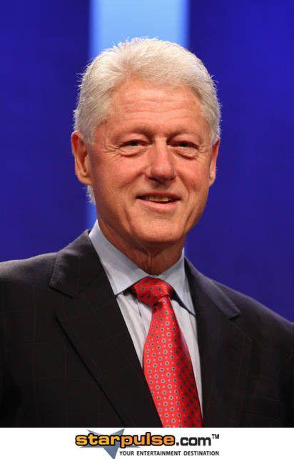 President Bill Clinton | People I Admire | Pinterest