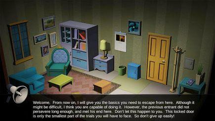 Detention room: Escape game v1 08 (Mod Apk Film) - Android game