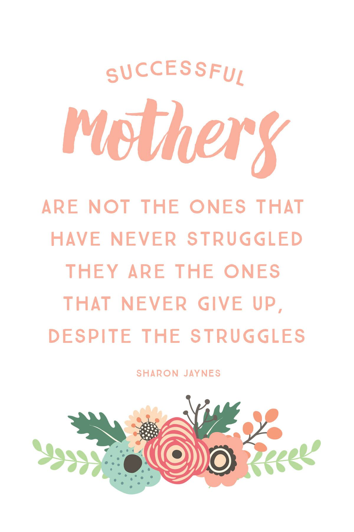 5 Inspirational Quotes For Mother S Day Mother Quotes Happy Mother Day Quotes Quotes About Motherhood