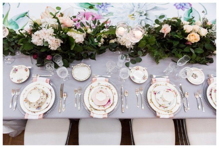 Calgary Hellenic Community Hall Wedding Mesas Para Eventos