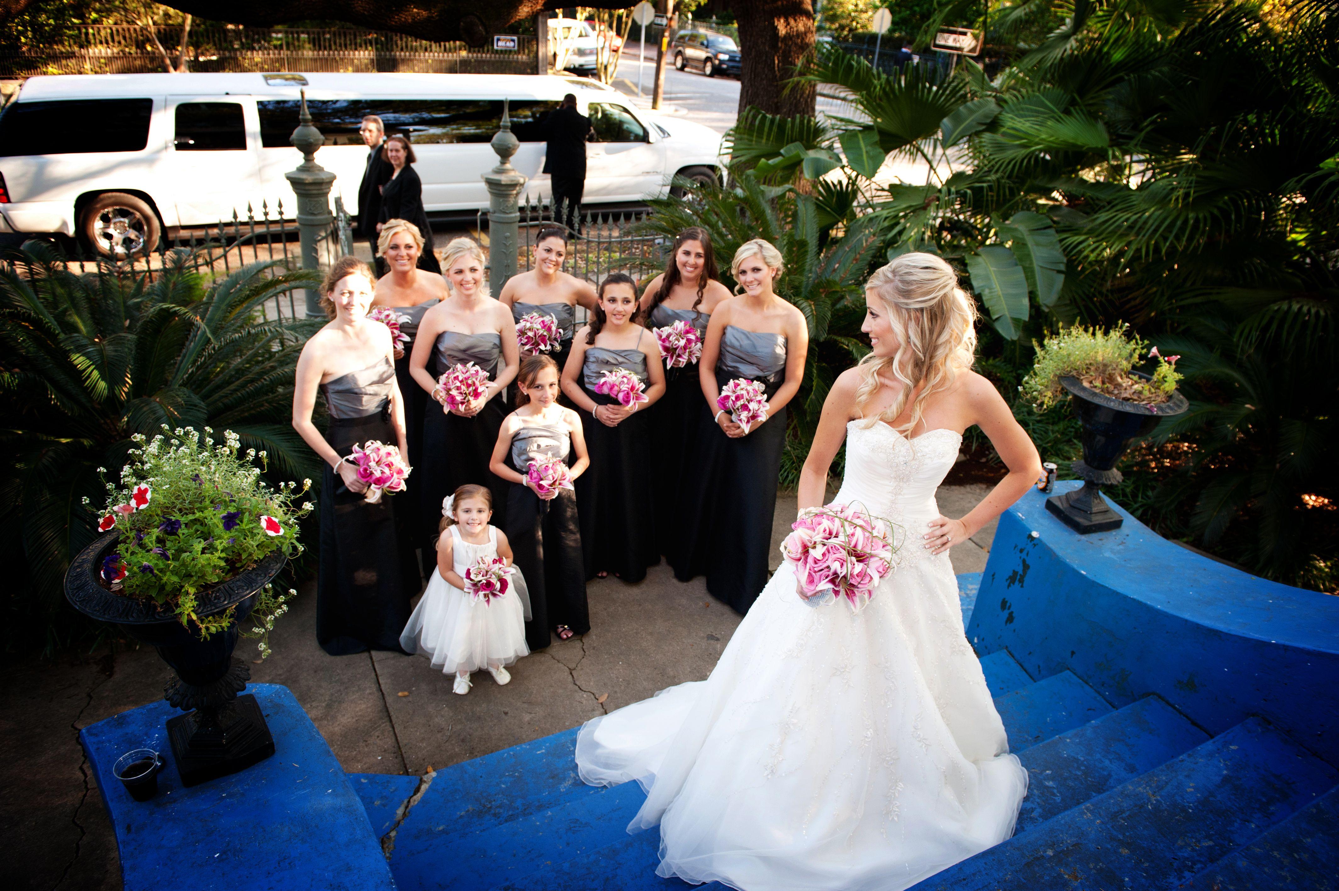 Wedding venues new orleans garden district