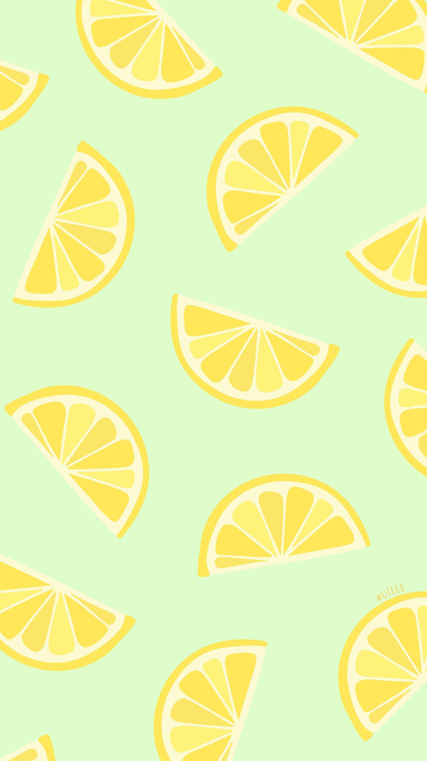 Sg Lemon3 01 Jpg Cute Backgrounds For Iphone Cute Summer Wallpapers Wallpaper Iphone Summer
