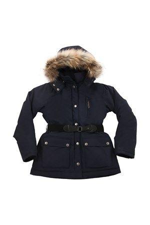 childrens wintercoat #verdeterre