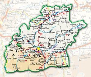 Hartile Administrative Ale Judetelor Din Romania Hartă