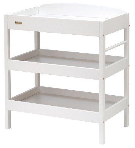 EAST COAST Clara Dresser Changing Unit (White) | Descuentos Bebé ...