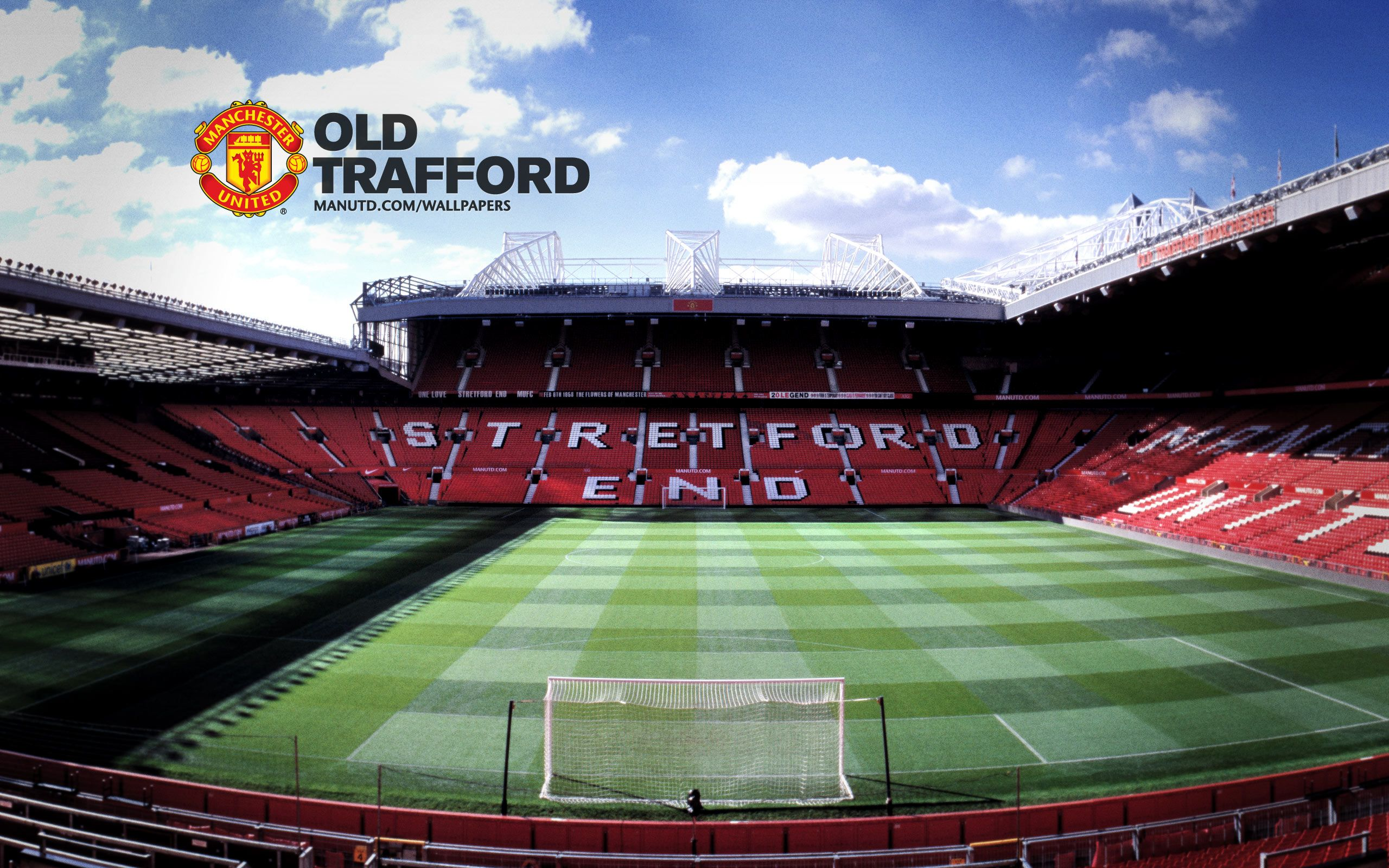 Old Trafford Old Trafford Manchester United Wallpaper Official Manchester United Website
