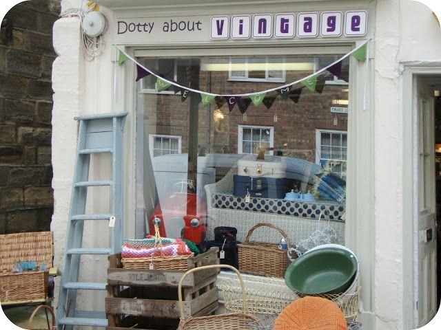 Dotty About Vintage   Tea With Miss Beatrix