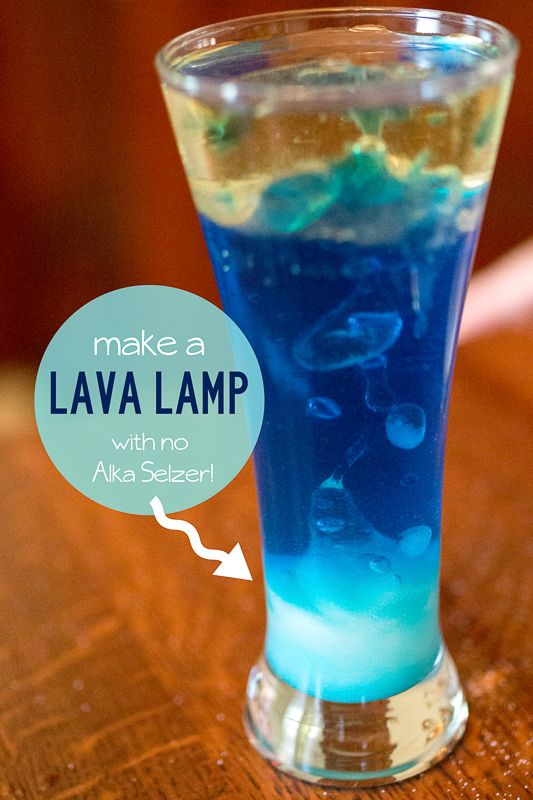 How To Make Lava Lamps Delectable How To Make A Lava Lamp Without Alka Seltzer  Pinterest  Alka Design Inspiration