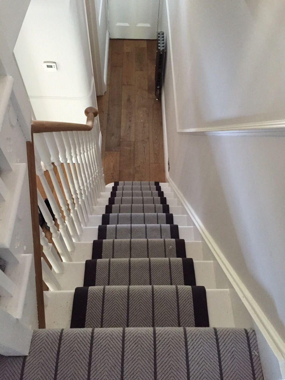 Best Flat Weave Herringbone Stair Runner Stairrunner Flooring 400 x 300