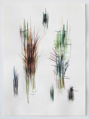 Untitled. Watercolor, 2012.   Julian Gomez.