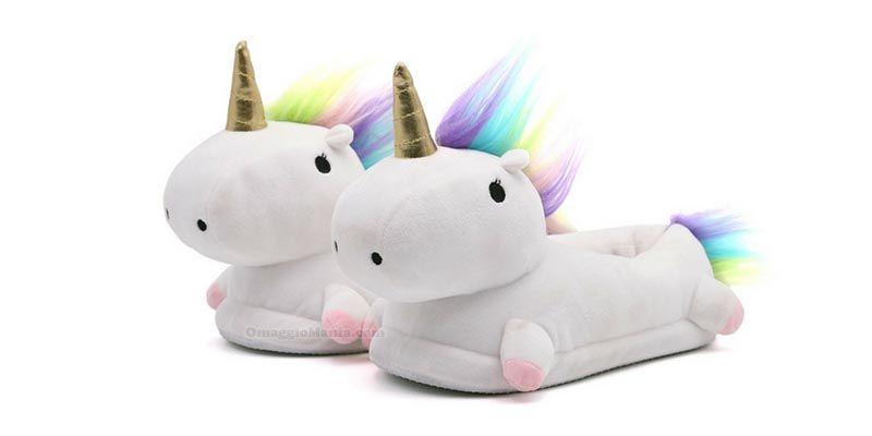 Photo of Vinci gratis pantofole a unicorno