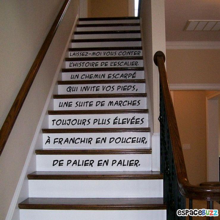 Relativ Emejing Papier Peint Pour Escalier Pictures - Transformatorio.us  HH63
