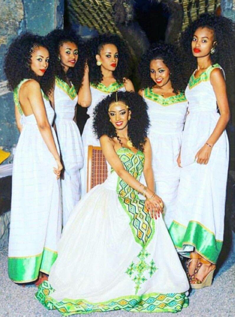 ethiopian wedding dress Explore African Patterns African Prints and more African Patterns African Prints Ethiopian Dress Ethiopian Wedding