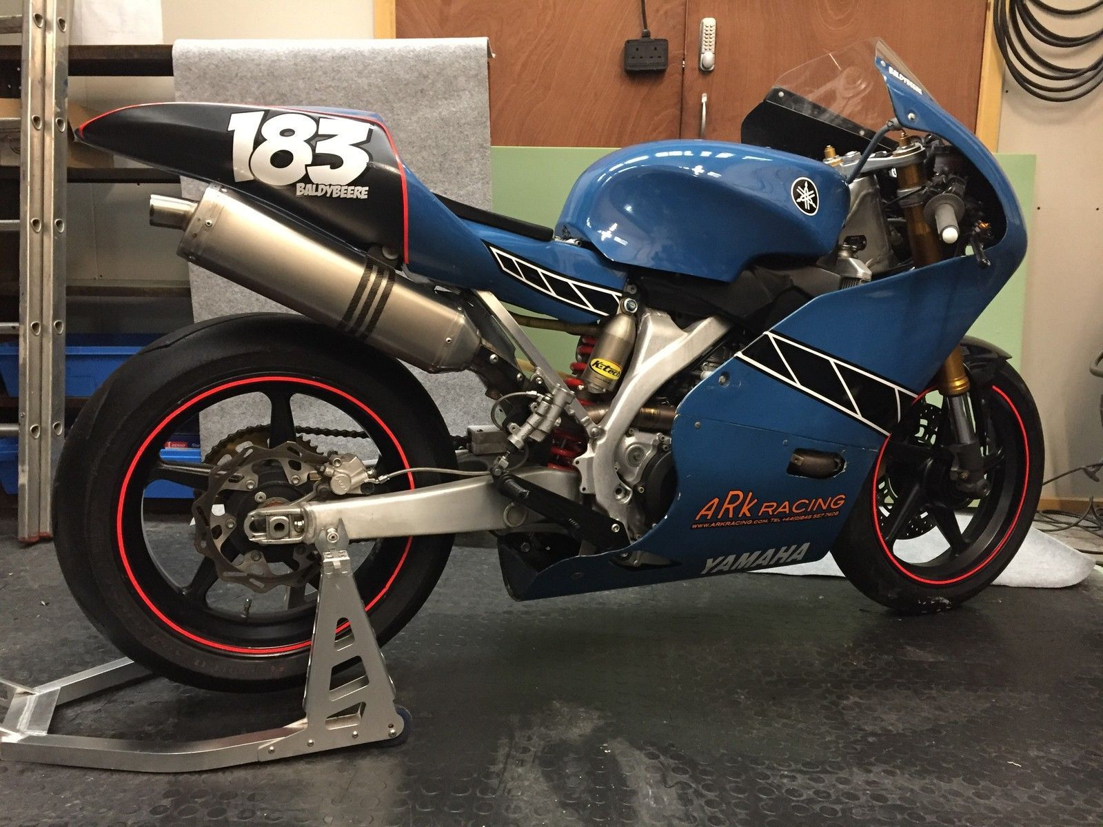 Details About Moto 450 Gp45 Supermono Race Bike With Images