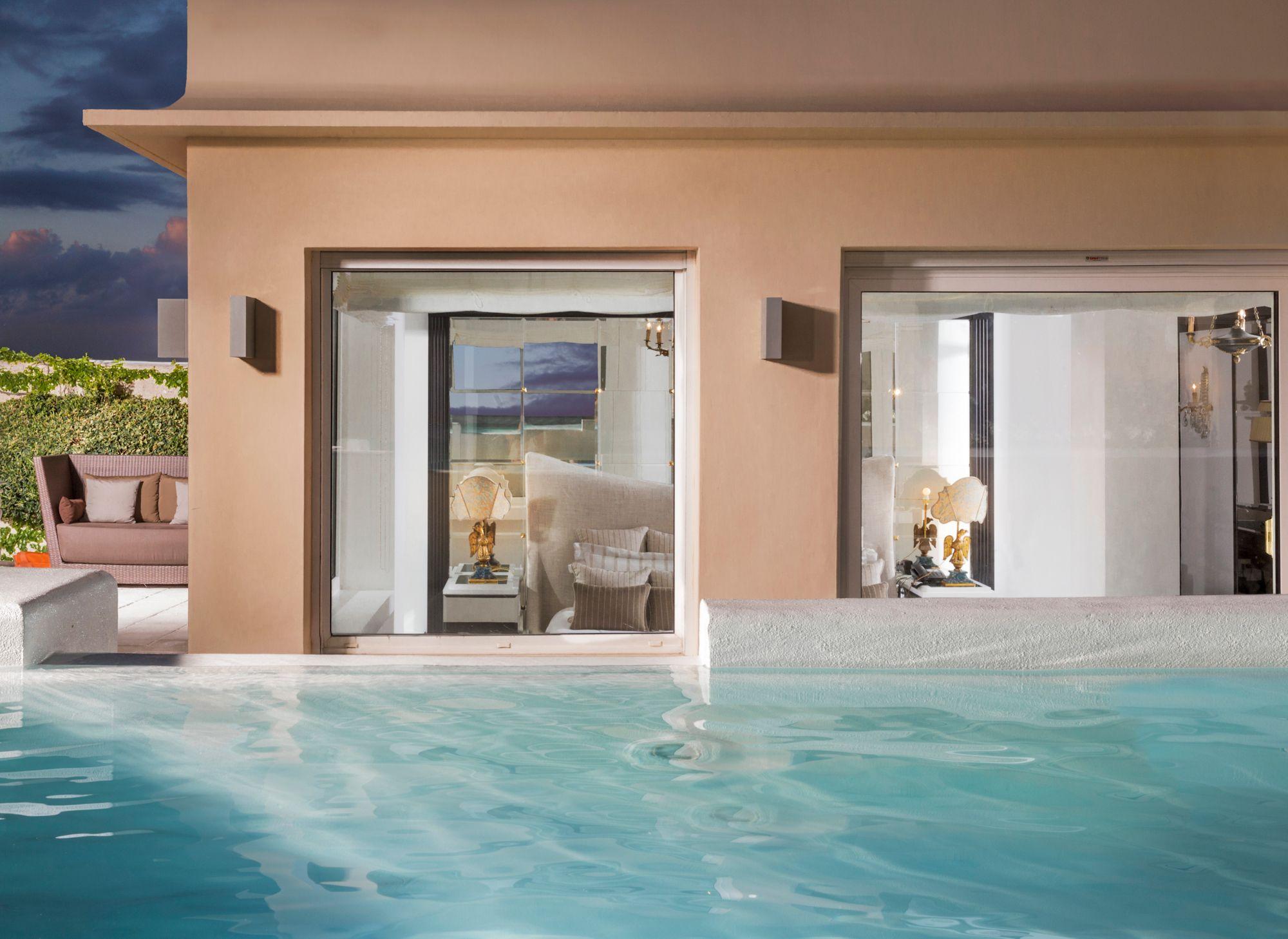 Acropolis Penthouse Suite   Capri Palace Hotel U0026 Spa