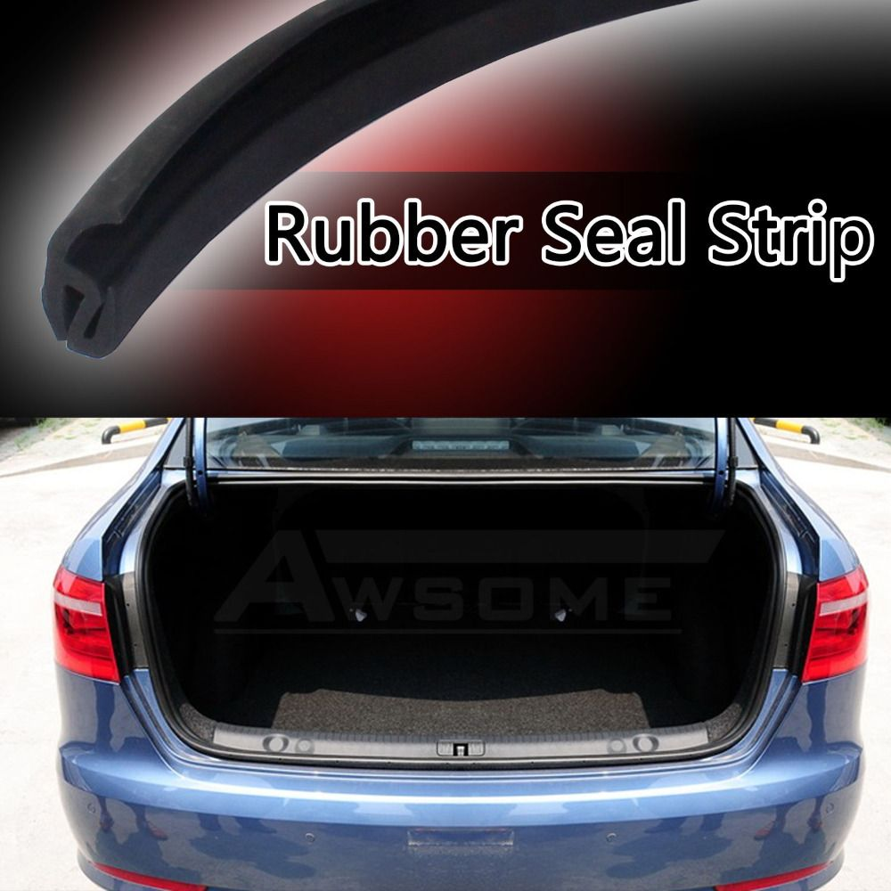 "12"" Vehicle Truck Wind Noise Removal Rubbler Edge Seal"
