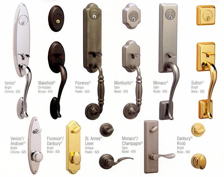 Door Hardware Fittings Increasing Interior Decor House