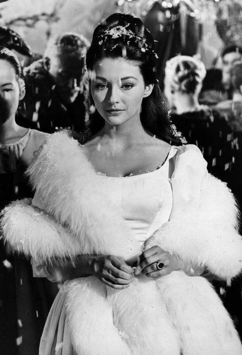 Christine Kaufmann in Taras Bulba (1962) | Ava gardner